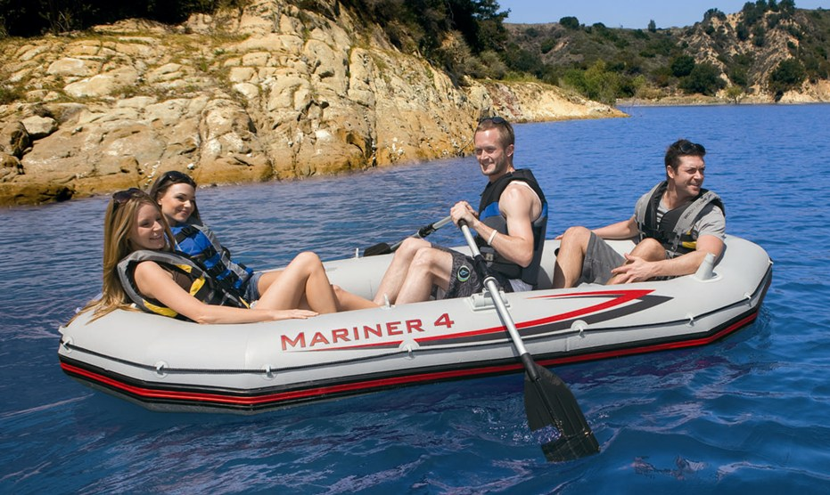 Professional Series / Rafting Boats
