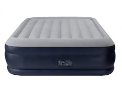 Deluxe Pillow Rest Raised Air Bed #67738